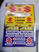 Наклейки Suzuki RM, RMZ
