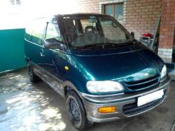 Nissan Serena, 1998