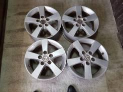"""Оригинал Mazda 15"""" 5*114,3 отличное состояние"""