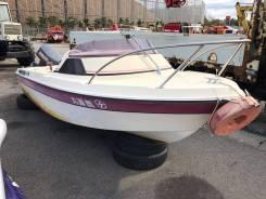 Yamaha Fish 15. двигатель подвесной, 30,00л.с., бензин