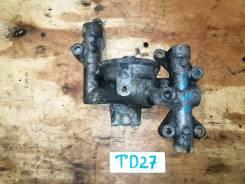 Корпус масляного фильтра Nissan TD27