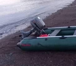 Лодка Тайга