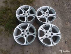 Оригинальные диски Mazda R16 5x114.3 японские