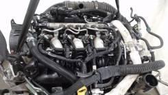 Контрактный двигатель Peugeot 4007, 2.2 литра, диз (4HN)