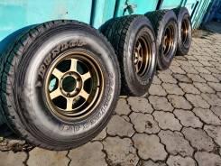 """= RAYS Volk Racing TE37X = для внедорожников. 8.0x16"""" 6x139.70 ET-20 ЦО 110,1мм. Под заказ"""