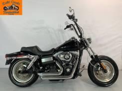 Harley-Davidson Dyna Fat Bob FXDF. 1 600куб. см., исправен, птс, без пробега