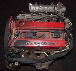 Двигатель в сборе. Mitsubishi Lancer Evolution, CP9A 4G63T