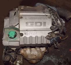 Двигатель в сборе. Mitsubishi RVR, N64W, N64WG 4G64