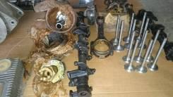 Двигатель и элементы двигателя на ГАЗ- 14 Чайка