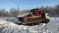 АТЗ ТТ-4. Тт4 трактор трелевочный, 210 л.с.