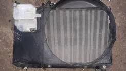 Радиатор охлаждения двигателя. Toyota Chaser, JZX100 1JZGE