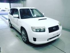 Subaru Forester sg9 sti и sg5, 2006