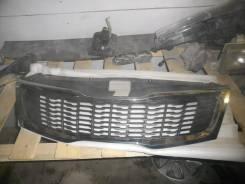 Киа Рио 3 (11-14) решетка радиатора