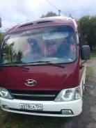 Hyundai County. Автобус с маршрутом, 15 мест, С маршрутом, работой