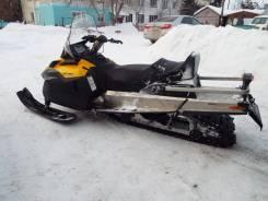 BRP Ski-Doo Skandic Tundra. исправен, есть псм, с пробегом