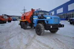Урал 4320. Вакуумная машина АКН-10 на шасси Урал-4320 Евро-5 (ЯМЗ), 11 150куб. см.