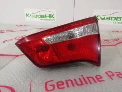 Стоп-сигнал правый в крышку багажника Kia Rio 3 (седан)