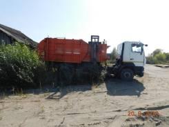 МКМ-3403, 2015. Грузовой фургон МКМ-3403 («мусоровоз») в Бийске, 6 650куб. см. Под заказ