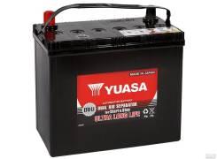 Аккумулятор Yuasa EFB 75B24L (N-65) 50А/ч 500А (Start Stop)