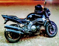 Kawasaki Xanthus, 1995