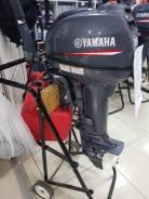 Yamaha. 15,00л.с., 2-тактный, бензиновый, нога S (381 мм), 2020 год