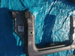 Порог со стойкой левый Chevrolet Tahoe 08г 5.3L V8
