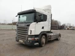 Scania G380. Тягач Scania g380 la4x2hna с пробегом, 4x2