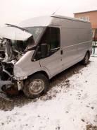 Ford Transit Van. 2013г Цельнометаллический фургон после ДТП, 2 200куб. см., 4x2