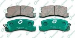 Колодки задние G-brake GP-02114