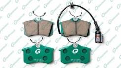 Колодки задние G-brake GP-21003