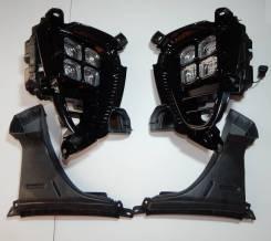 Светодиодные противотуманные фары Kia Sorento Prime 2018-2020г