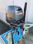 Yamaha 30H двухтактник, ОТС, речная нога