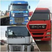 Daf грузовик в разбор