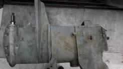 Поворотно-откидная колонка катера Амур Д,3