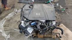 Двигатель в сборе Mazda Premacy CR3W /RealRazborNHD/