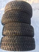 Bridgestone Blizzak DM-V2. зимние, без шипов, 2017 год, б/у, износ 5%