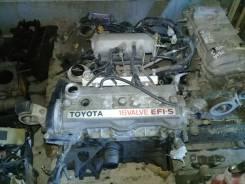 Двигатель в сборе. Toyota Carina, AT171 Toyota Corona, AT175, AT177 Toyota Sprinter Carib Toyota Corolla, AE101, AE101G 4AFE