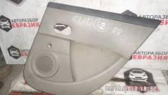 Обшивка двери Renault Clio 3