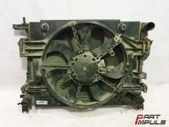 Диффузор радиатора Renault Logan (03.2014 - н. в. )