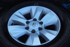"""Колёса с шинами =Toyota= R17! 2019 год! 100% (№103254). 7.5x17"""" 6x139.70 ET30"""