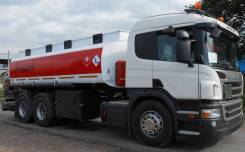 Scania. Автоцистерна бензовоз. Под заказ