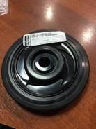 Колесо нижнее внешнее (черное) 143мм x 19мм Polaris Widetrak LX 04-15,1590356-24 1590356-070