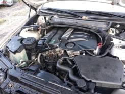 Двигатель BMW 3 E46 (1998-2006) 2002, 1.8л бензин мкпп (N42B18A)
