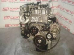 Двигатель NISSAN QG16DE для ALMERA, PRIMERA. Гарантия, кредит.