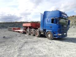 Услуги трала до 90 тонн