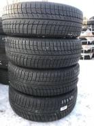 Michelin X-Ice 3. зимние, без шипов, 2013 год, б/у, износ 10%