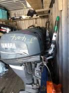 Yamaha. 25,00л.с., 4-тактный, бензиновый, нога L (508 мм), 2008 год