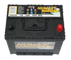 Numax. 75А.ч., Прямая (правое), производство Корея