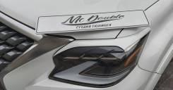 Накладка на фару. Lexus GX460, URJ150 1URFE