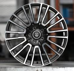 Кованые диски Ptracing R19 8.5/9.5 ET25/30 5x112 Volkswagen Touareg